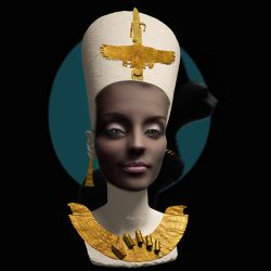 NEFERTITI by Vic4U