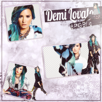 Demi Lovato PNG Pack by TeefeyPhotoshop1
