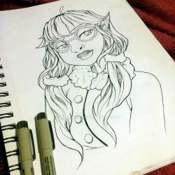 Lineart  by Karlinex