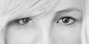 Britney Spears Eyes by whin