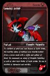 DA Trading Card - Countess Sectula by PlayboyVampire