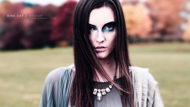 Winds of Change by DinaDayMakeup