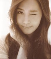 Yuri from SNSD by SungminLee