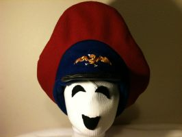 M. BISON Hat by tacksidermia
