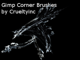 Corner Brushes by crueltyinc