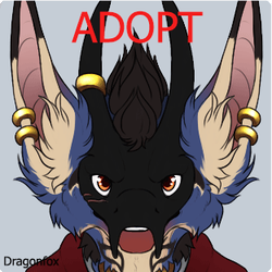 [Animated Reminder] AUCTION adopt Kirin OPEN! by DragonFoxAdopts