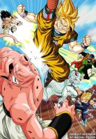 Dragonball Ultimate Battle 22 by Nostal