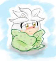Sick Baby Silver by SonicMiku