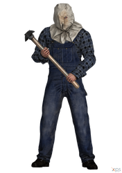 Friday the 13th The Game: Jason Voorhees- Part 2. by OGLoc069