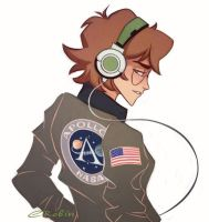 Fashion Pidge by EnotRobin