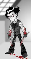 Sweeney Todd by memorypalace
