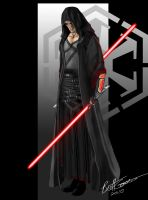 Darth Terminas Sith Lord by Torelvorn