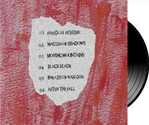 record cover back by Shen17000