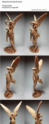 Bring the boy back home by sculptor101