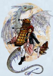 Keep being grumpy and... EXTERMINATE by Ytril