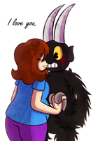 I Love You by PuccaFanGirl