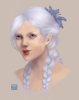 Frost by PhoebeWood