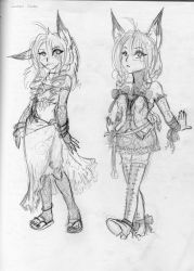 .Pwetty Outfits. by Sinthirster