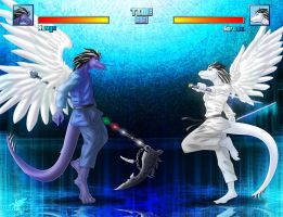 cms95_the_KOF_arena by Darkgoose