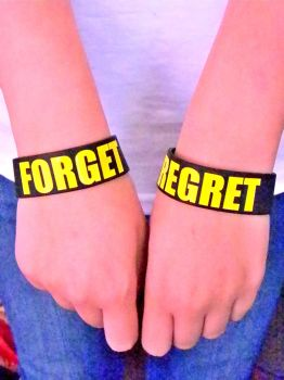 Forget. Regret. by PictureLikeScripture