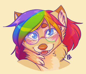 Rainbow Aesthetic Activate by ToLoveaKiwi