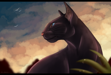 Crowfeather by BRlCK