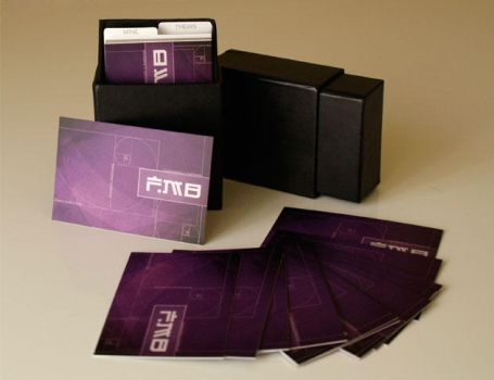 FMBdesign business card by fmbdesign