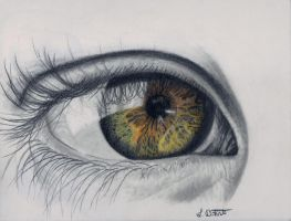 Colorful Eye by Lyndriel