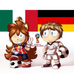 (COLLAB) .:Football Game:. by MimiGuerrero