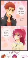 : Overprotective onii-chan : by Pleionne