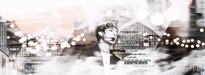 Taehyung BTS quotes cover by THN2212