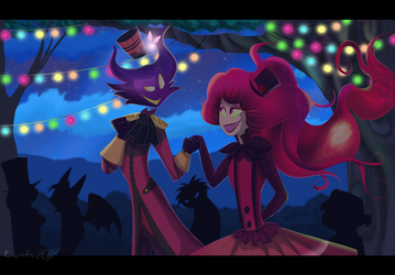 For the dancing and dreaming (AT) by Eveeka