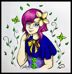 Raine in Color by Inoki-the-fox