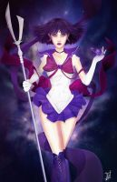 Sailor Saturn by Ale-Clover