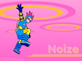 Space Channel 5 - Noize by mct421