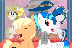 ACRaceBest + SaberSparks at Pacific PonyCon2016!!! by PacificPonyCon