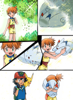 Pokemon Fusion Scene: A Heartwarming Return