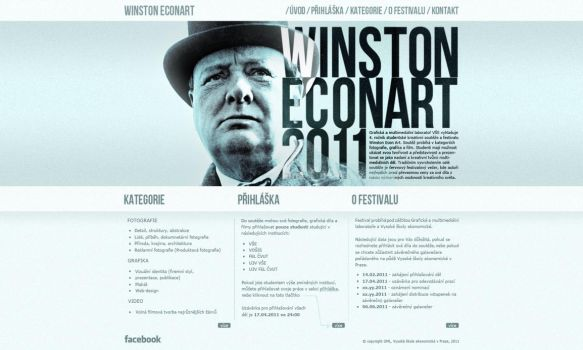 Winston Econ Art website by drzack69