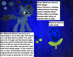Bluerose Aurora ref :outdate: by BluethornWolf
