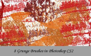 Grunge Brushes by serene1980