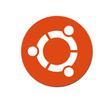 Original Ubuntu Icon Logo by carnine9