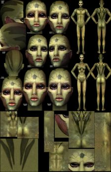 Drell Skin Done_Available by diraemythos