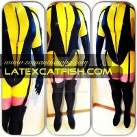 Silk Spectre Cos play Latex catfish.com by VisualEyeCandy
