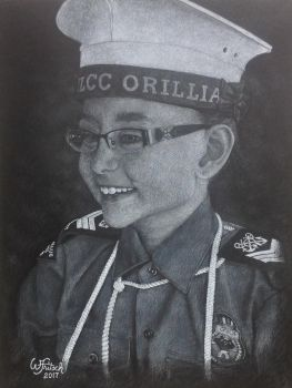NLCC Cadet by KidfromKzoo