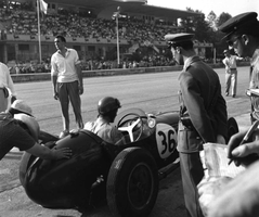 Cliff Allison (Italy 1958) by F1-history
