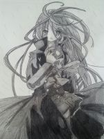 Shakugan no Shana by aBunny15