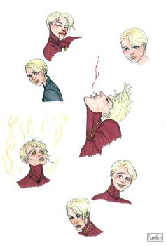 The Flash . Expressions by ZpanSven