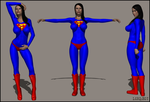 SuperWoman Ready by LordSnot