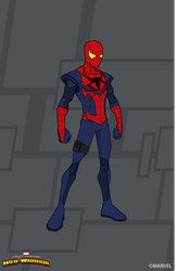 Just a Cool Looking Spiderman by RiderB0y