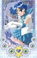 Sailor Mercury by MagickDream
